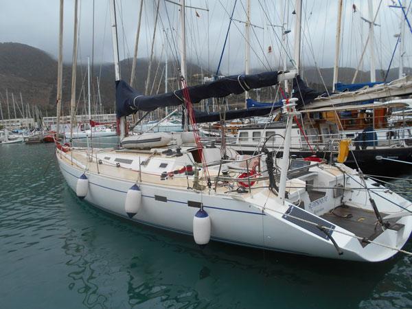 Expertise de bateau : le Lévrier des Mers