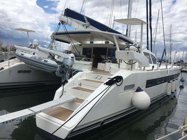 Expertise bateau Catana 65
