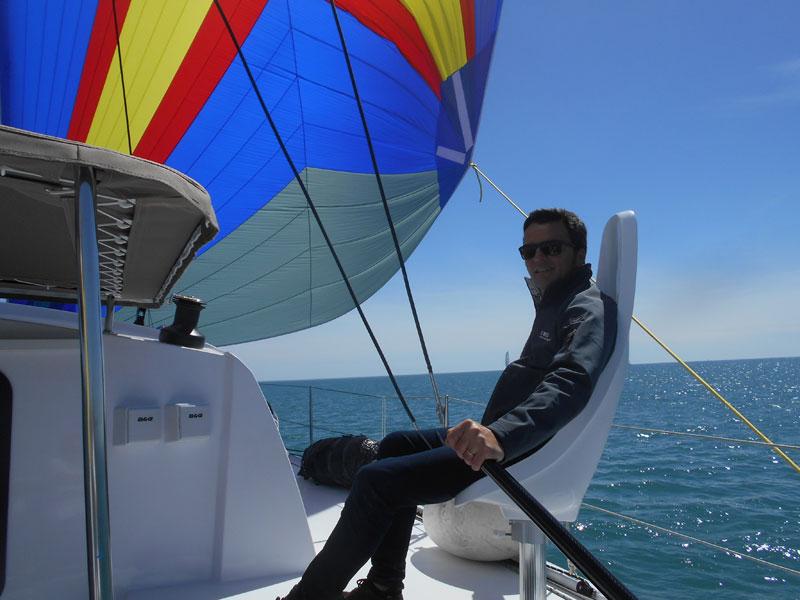Hervé Leconte rejoint l'équipe CMED Expertise Maritime