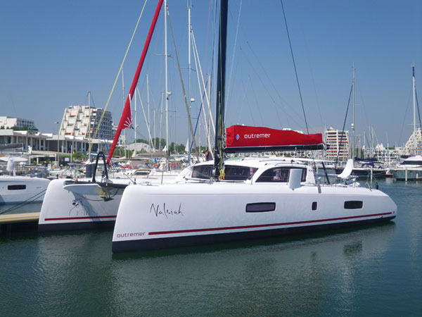 Expertise bateau Outremer 51
