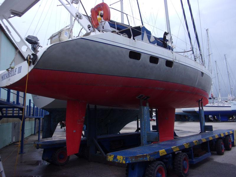 Expertise bateau Cigale 16