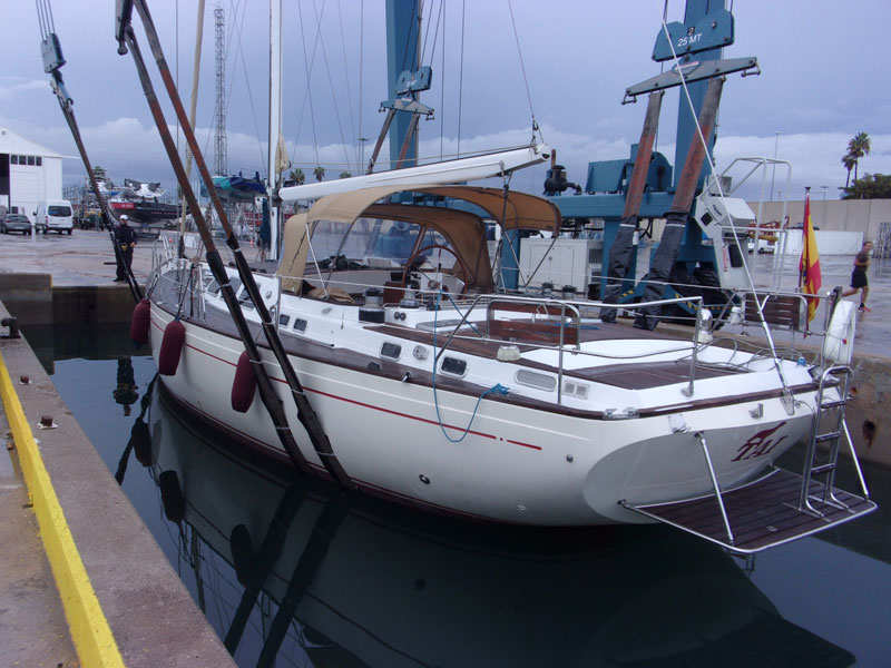 Expertise bateau Northwind 56b